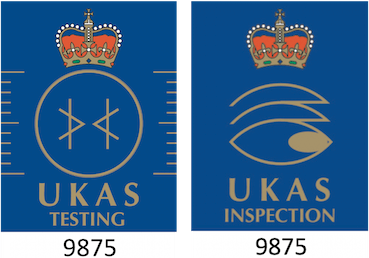 UKAS Double Logo-Small