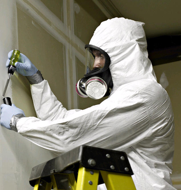 asbestos survey london