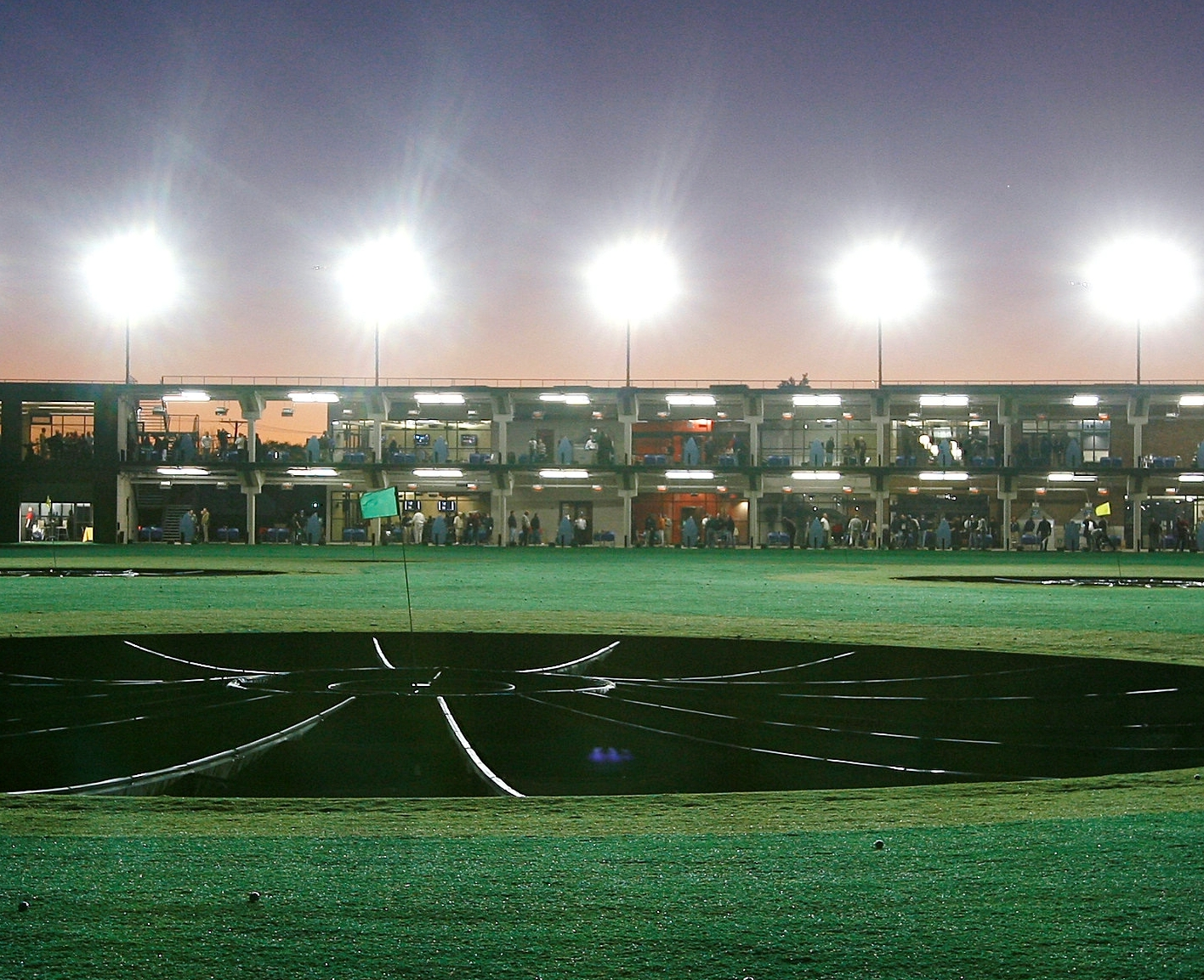 Top Golf Grand Opening