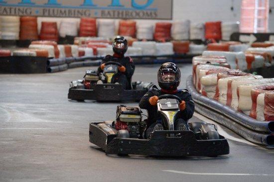 Rayleigh go karting