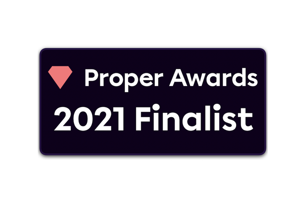 properawards finalists